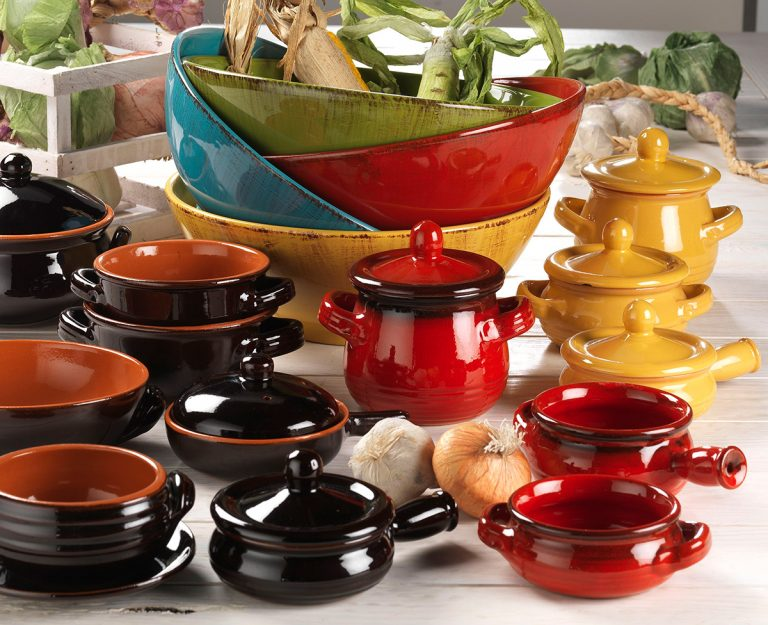 Emy salad bowls and Miniatures